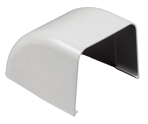 Plastic Trunking End Cap 110mm x 75mm